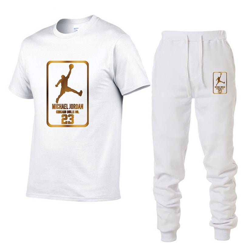 23 JORDAN Tracksuit Set - 8 Colors
