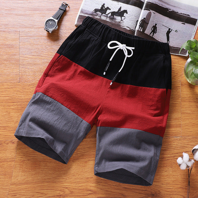 Breathable Beach Shorts - 3 Colors