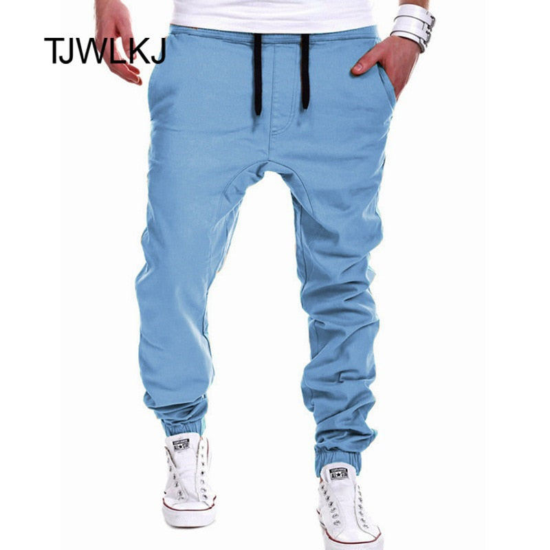 Streetwear Cargo Pants Multi Pocket - 6 Colors