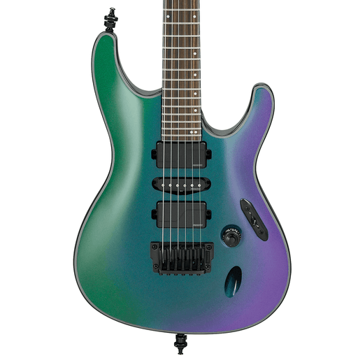 Ibanez S671ALB Axion Label - BCM: Blue Chameleon
