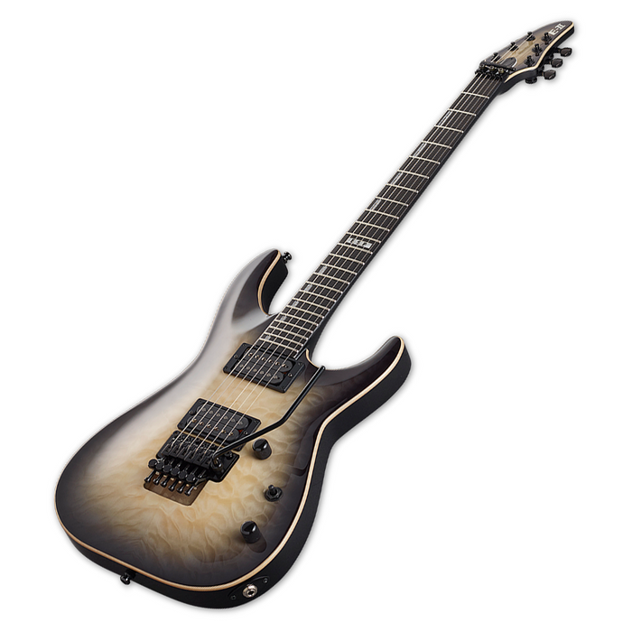 ESP E-II Horizon FR - Black Natural Burst