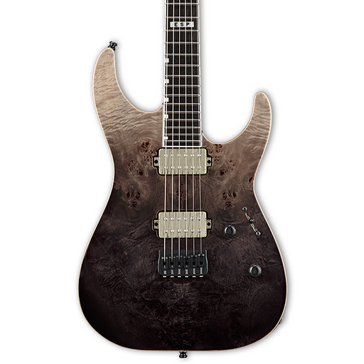 ESP E-II M-II NT - Black Natural Fade
