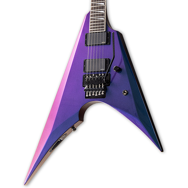 ESP LTD Arrow-1000 - Violet Andromeda
