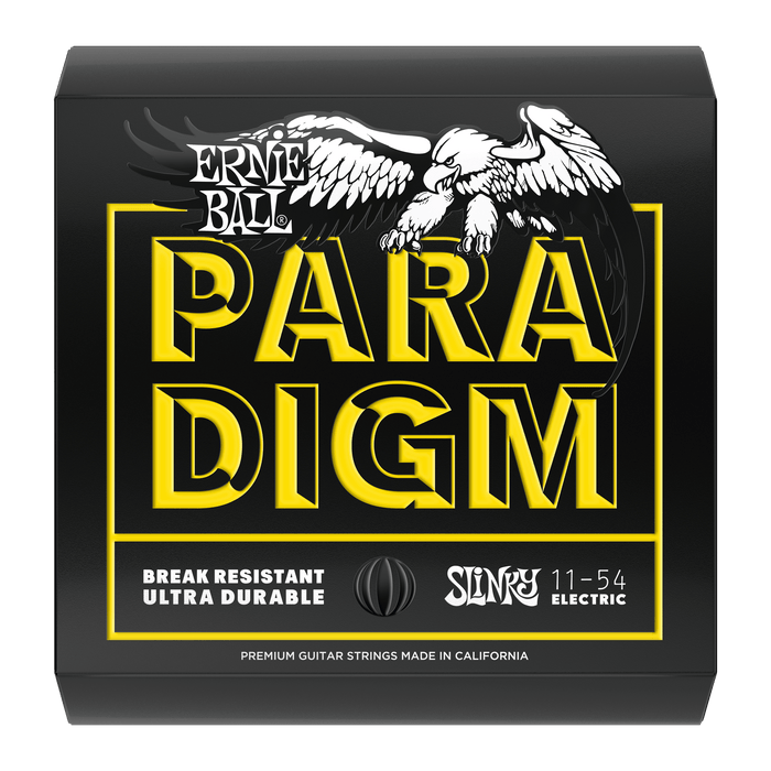 Ernie Ball Paradigm Beefy Slinky Electric Guitar Strings - 11-54 Gauge
