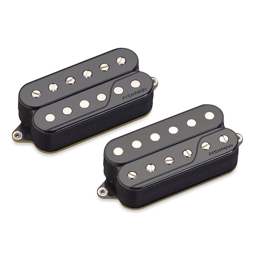 Fishman Fluence Open Core Classic Humbucker Pickup Set - Black