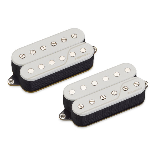 Fishman Fluence Open Core Classic Humbucker Pickup Set - White