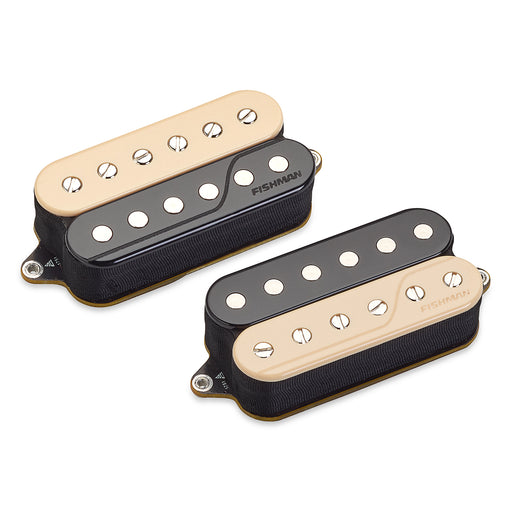 Fishman Fluence Open Core Classic Humbucker Pickup Set - Zebra