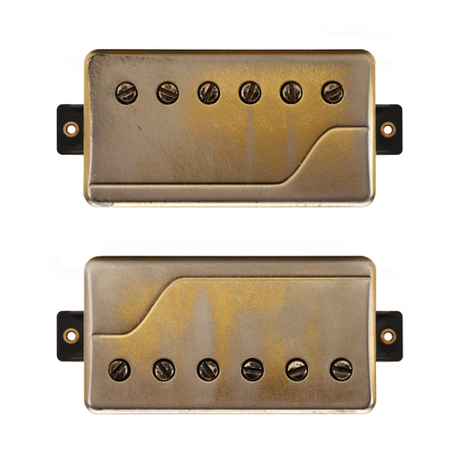 Fishman Fluence Will Adler Signature Pickup Set - Vintage Gold