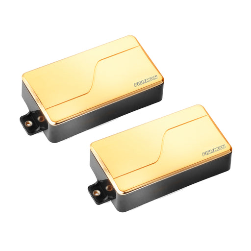 Fishman Fluence Modern Pickup Set - Gold