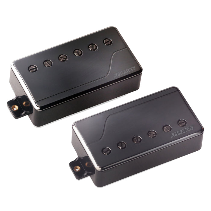 Fishman Fluence Classic Pickup Set - Black Nickel