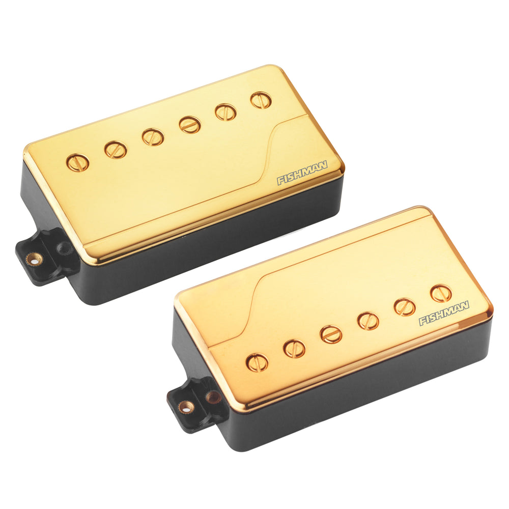 Fishman Fluence Classic Pickup Set - Gold