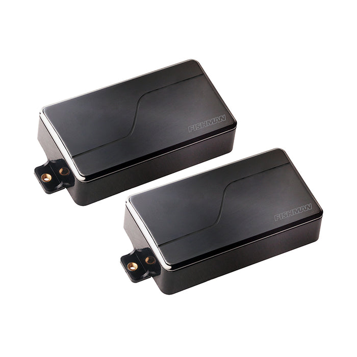 Fishman Fluence Modern Pickup Set - Black Nickel
