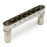 Graph Tech ResoMax NV1 6mm Tune-O-Matic Bridge - Black Nickel