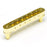 Graph Tech ResoMax NV1 4mm Tune-O-Matic Bridge - Gold