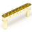 Graph Tech ResoMax NV1 6mm Tune-O-Matic Bridge - Gold