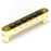 Graph Tech ResoMax NV2 4mm Tune-O-Matic Bridge w/ String Saver Saddles - Gold
