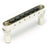Graph Tech ResoMax NV2 6mm Tune-O-Matic Bridge w/ String Saver Saddles - Nickel
