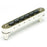 Graph Tech ResoMax NV2 4mm Tune-O-Matic Bridge w/ String Saver Saddles - Nickel