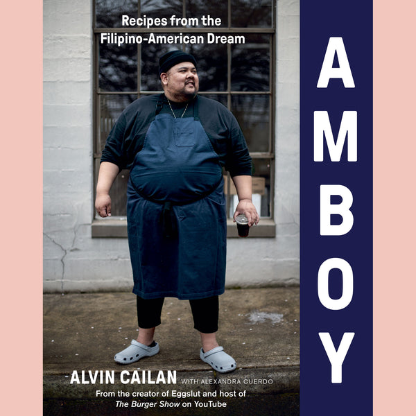 Signed Copy of Amboy: Recipes from the Filipino-American Dream (Alvin Cailan)