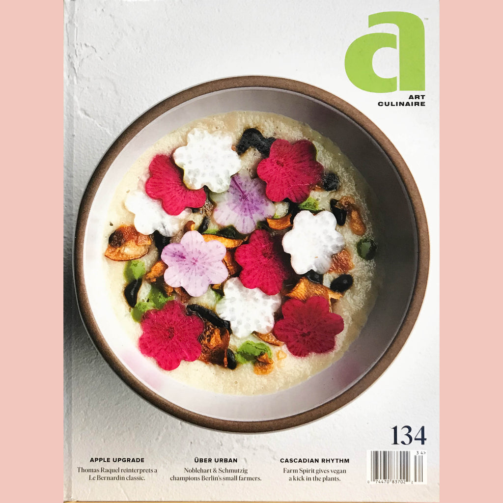 SALE: Art Culinaire Issue 134