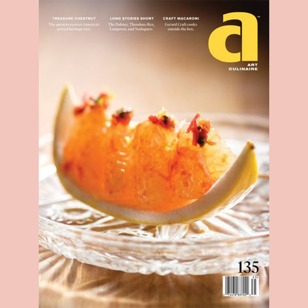 Art Culinaire Issue 135