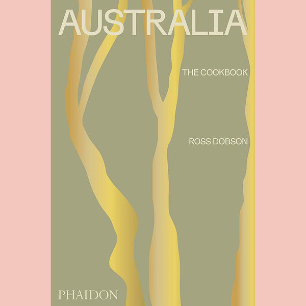Preorder: Australia: The Cookbook (Ross Dobson)