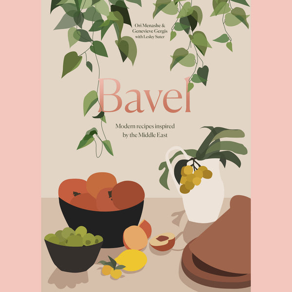 Preorder: Signed Copy of Bavel (Ori Menashe, Genevieve Gergis, Lesley Suter)