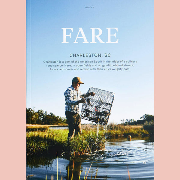 Fare Magazine Issue 3: Charleston