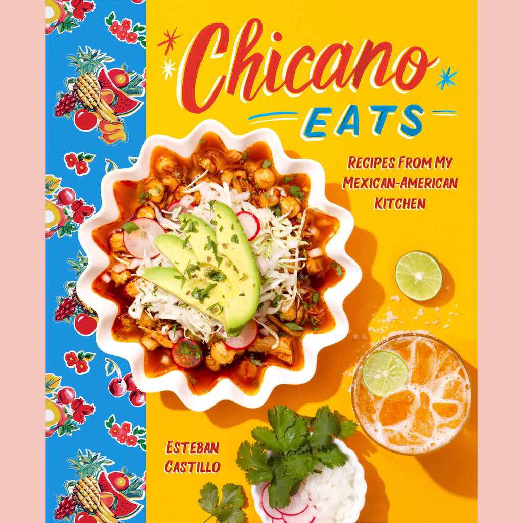 Signed Bookplate - Chicano Eats: Recipes From My Mexican-American Kitchen (Esteban Castillo)