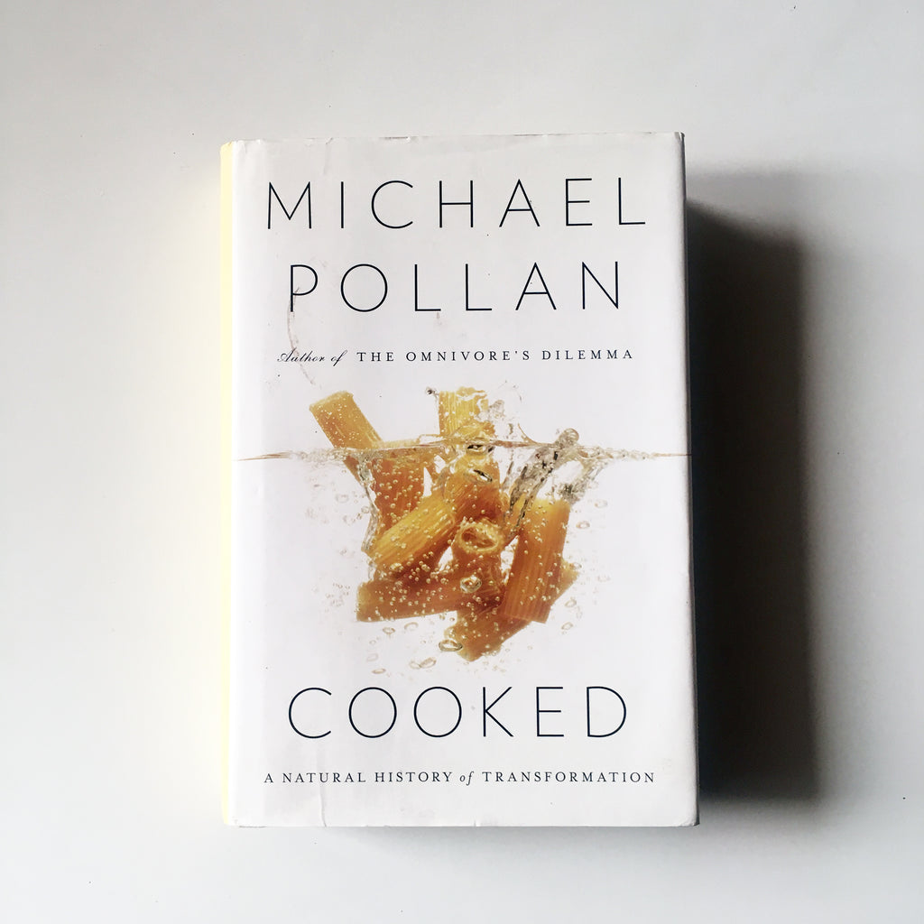 Cooked: A Natural History of Transformation (Michael Pollan) Previously Owned
