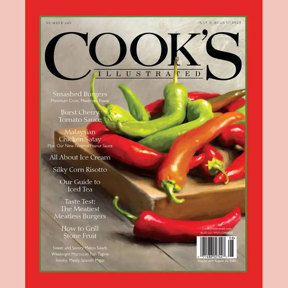 Cook's Illustrated No. 165 July/August 2020