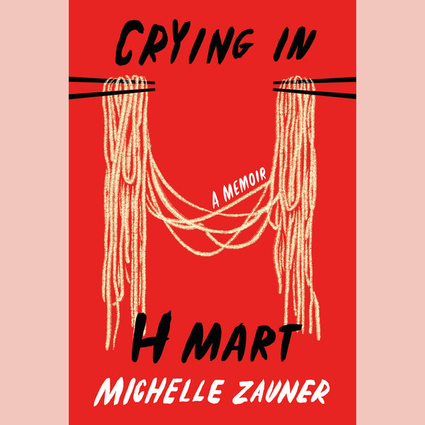 Signed Bookplate - Crying in H Mart: A Memoir (Michelle Zauner)