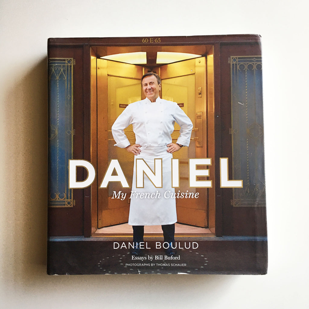 Daniel: My French Cuisine (Daniel Boulud,  INSCRIBED Previously Owned