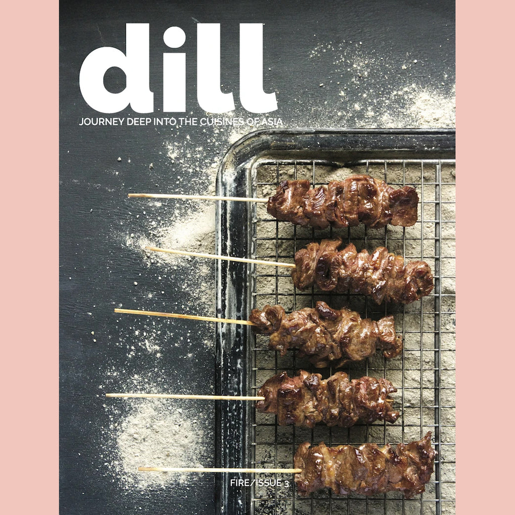 Dill Magazine Issue 3/Fire and Ice