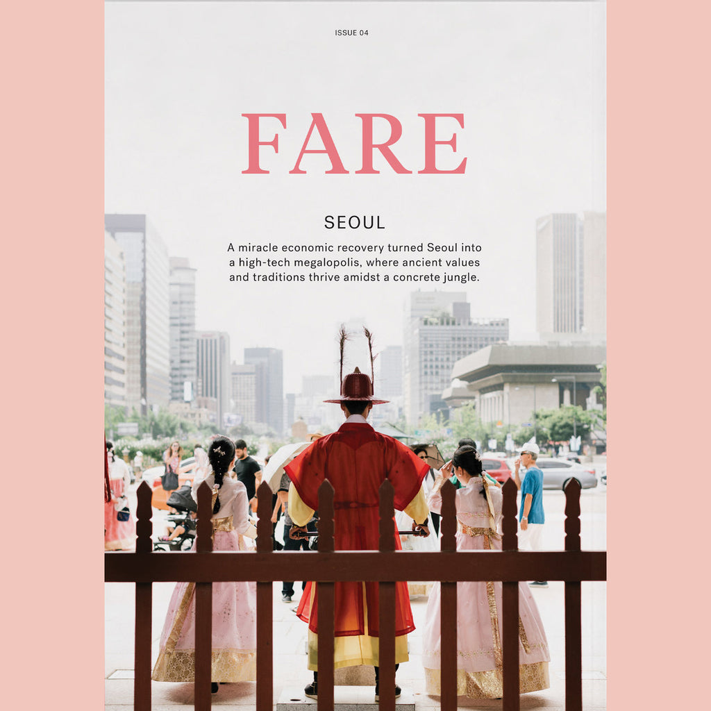 Fare Magazine Issue 4: Seoul