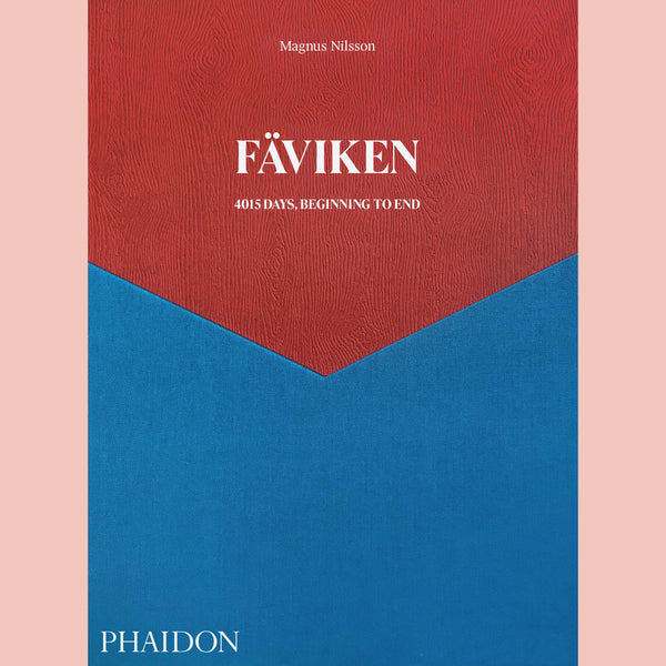 PREORDER: Fäviken: 4015 Days, Beginning to End (Magnus Nilsson)