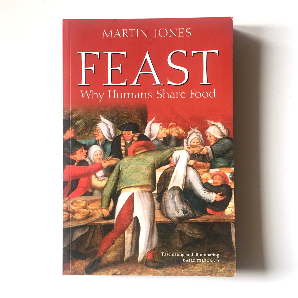 Feast (Martin Jones) Previously Owned