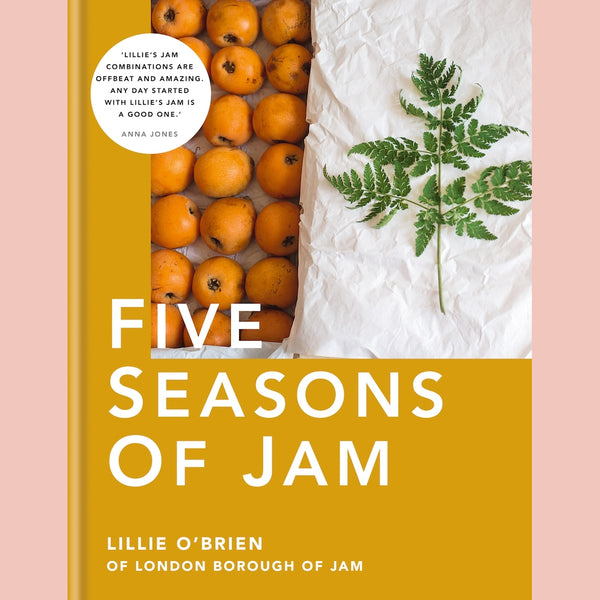Five Seasons of Jam (Lillie O'Brien) Previously Owned
