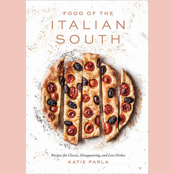 Signed Copy of Food of the Italian South (Katie Parla)