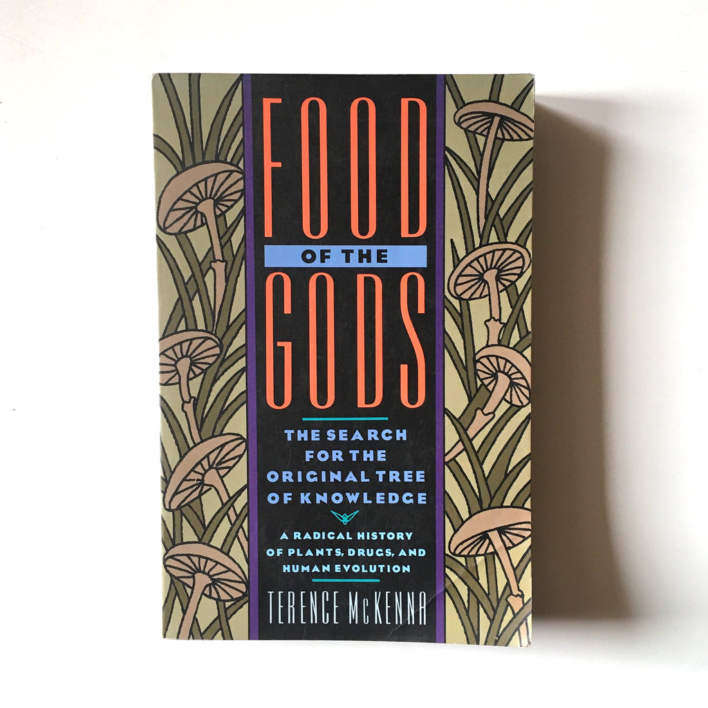 Food of the Gods (Terrence Mckenna) Previously Owned