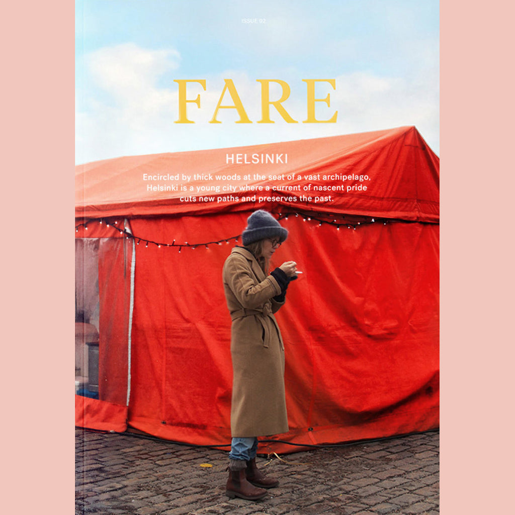 Fare Magazine Issue 2: Helsinki