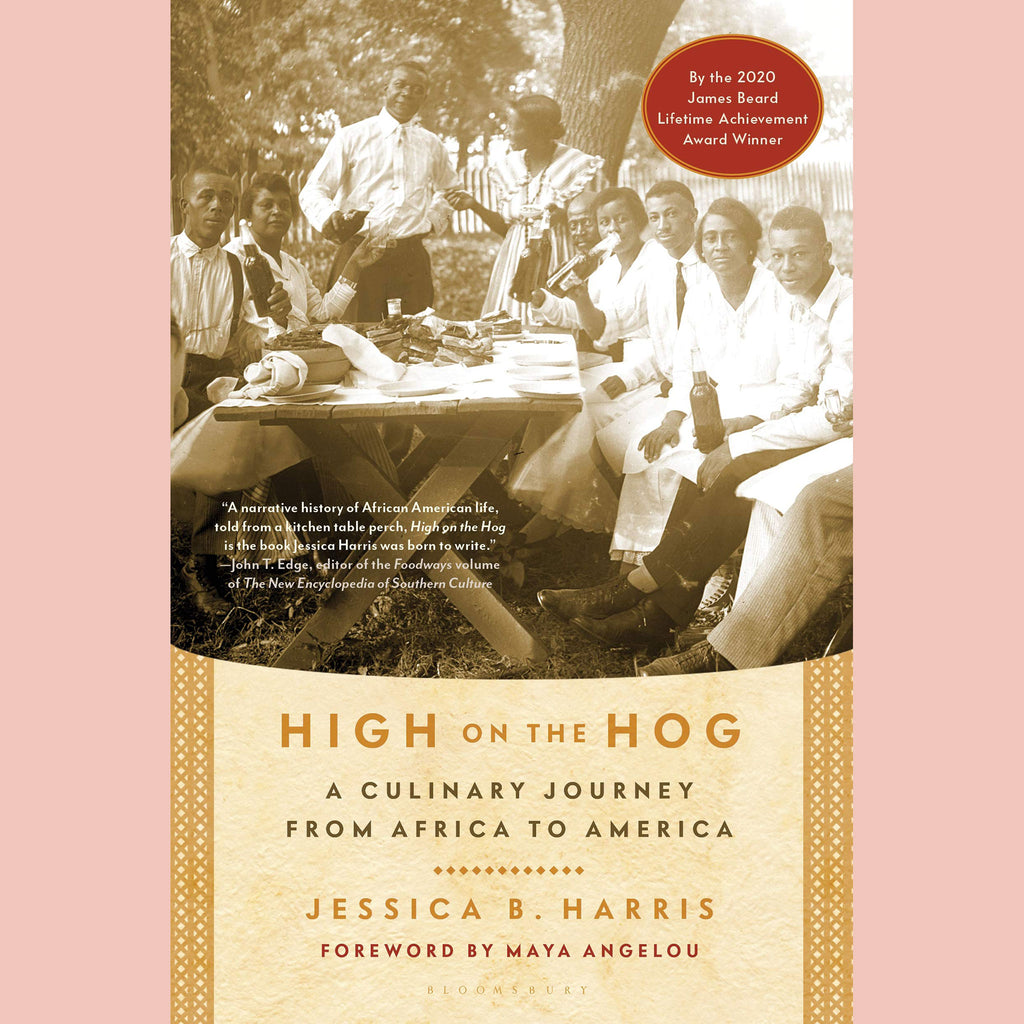 High on the Hog: A Culinary Journey from Africa to America (Jessica B. Harris) Paperback Edition