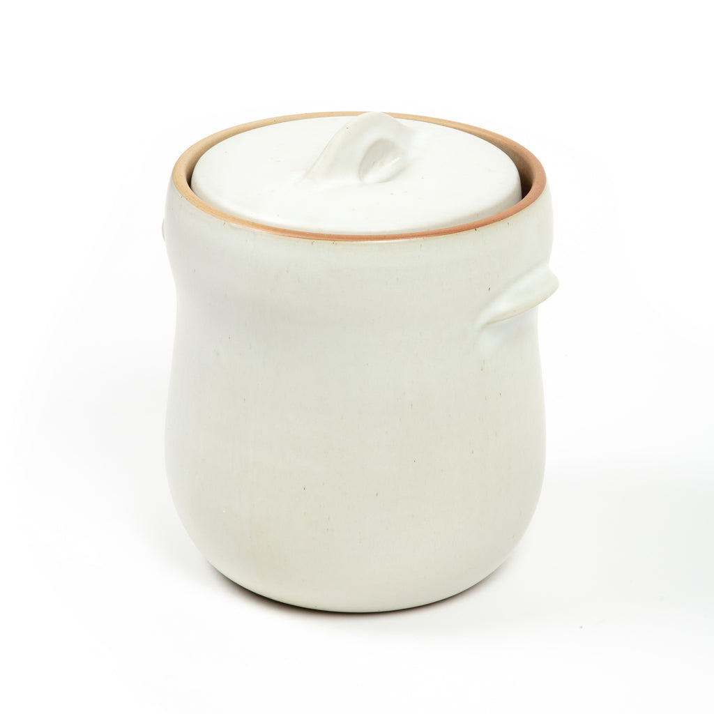 Mudslide Stoneware Fermentation Crock with water lock