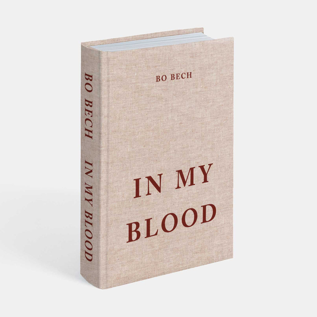 Signed Copy of In My Blood (Bo Bech)