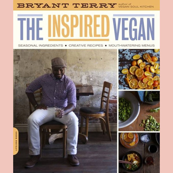 The Inspired Vegan (Bryant Terry)