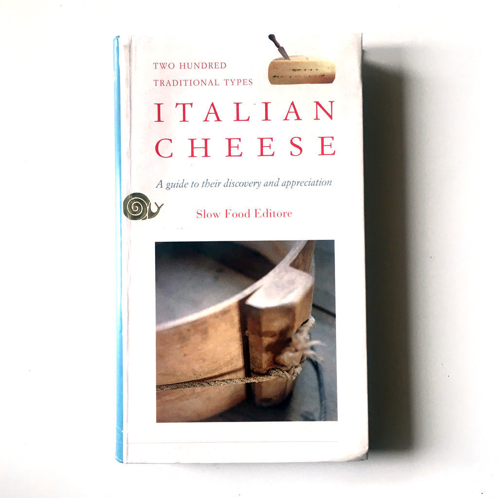 Italian Cheese (Slow Food Edition) Previously Owned