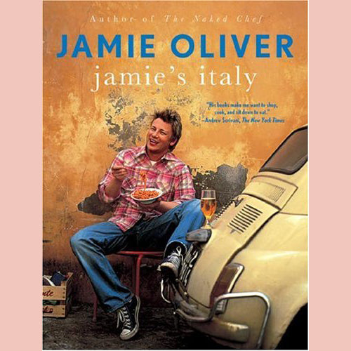 Jamie's Italy (Jamie Oliver) Previously Owned