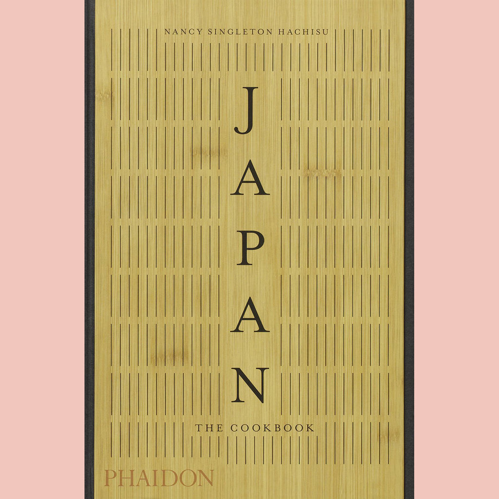 Japan: The Cookbook (Nancy Singleton Hachisu)