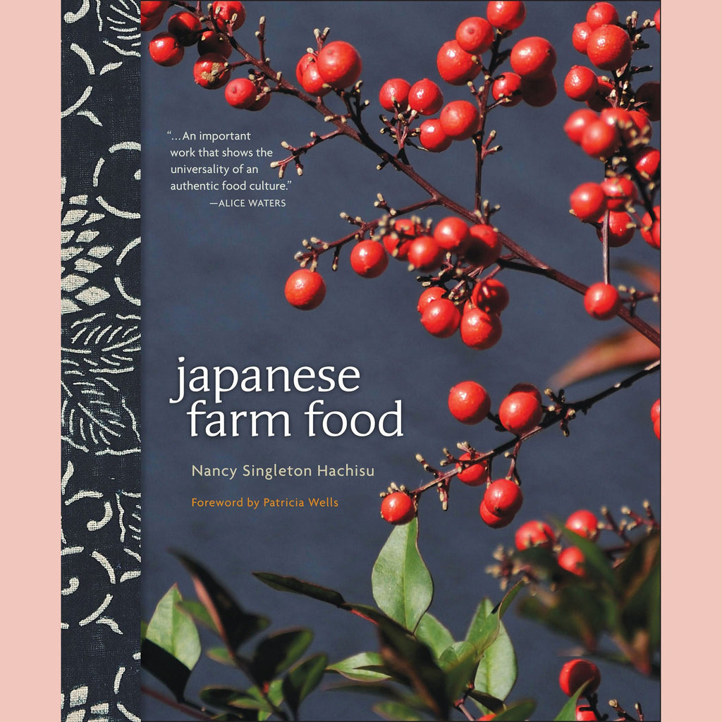 Japanese Farm Food (Nancy Singleton Hachisu)