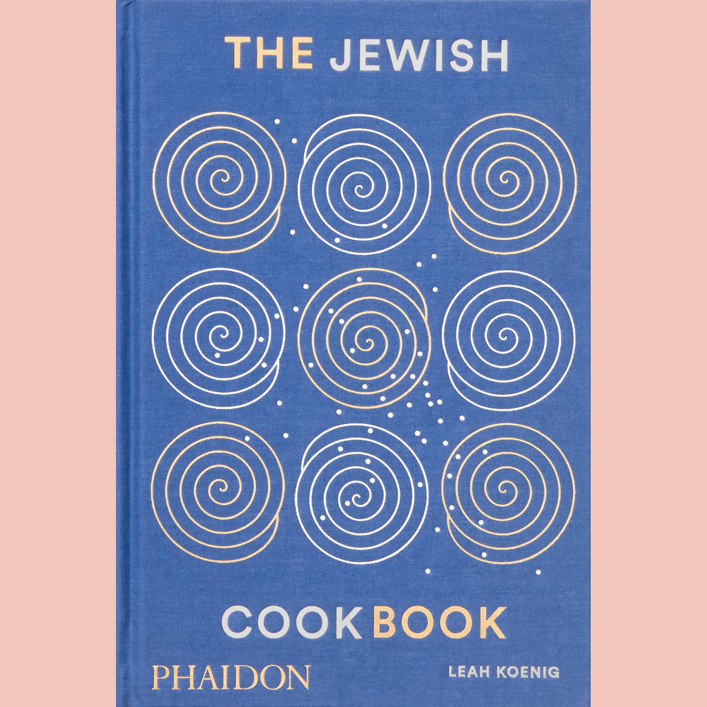 Signed Bookplate: The Jewish Cookbook (Leah Koenig)